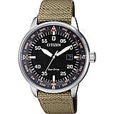 watch only time man Citizen Aviator BM7390-14E