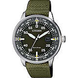 watch only time man Citizen Aviator BM7390-22X