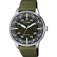 watch only time man Citizen Aviator BM7390-22X