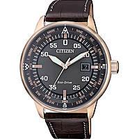 watch only time man Citizen Aviator BM7393-16H