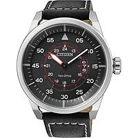 watch only time man Citizen Eco-Drive AW1360-04E