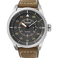 watch only time man Citizen Eco-Drive AW1360-12H