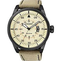 watch only time man Citizen Eco-Drive AW1365-19P