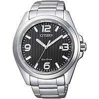 watch only time man Citizen Eco-Drive AW1430-51E