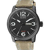 watch only time man Citizen Eco-Drive BM8476-23E