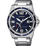 watch only time man Citizen Marine AW7037-82L