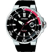 watch only time man Citizen Marine Sport AW1420-04E