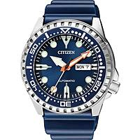 watch only time man Citizen Marine Sport NH8381-12L