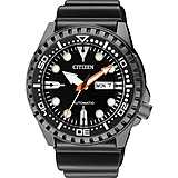watch only time man Citizen Marine Sport NH8385-11E