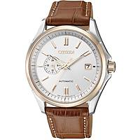 watch only time man Citizen Meccanico NP3025-02A