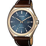 watch only time man Citizen Metropolitan AW1573-11L