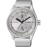 watch only time man Citizen Metropolitan BU3011-83H