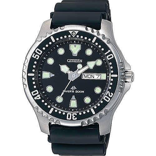 watch only time man Citizen Promaster AJ9230-08E