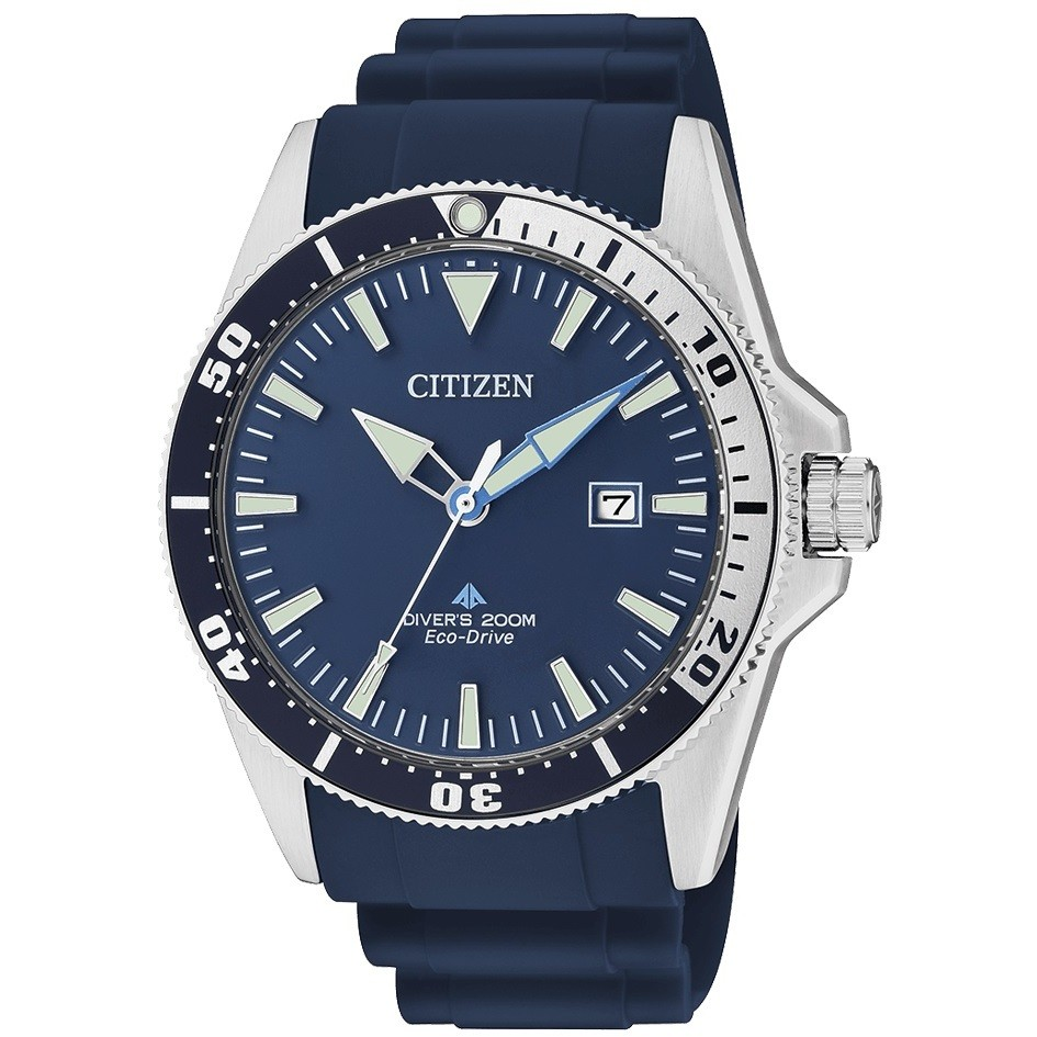 watch only time man Citizen Promaster BN0100-34L