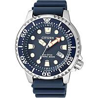 watch only time man Citizen Promaster BN0151-17L