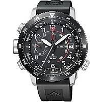 watch only time man Citizen Promaster BN4044-15E