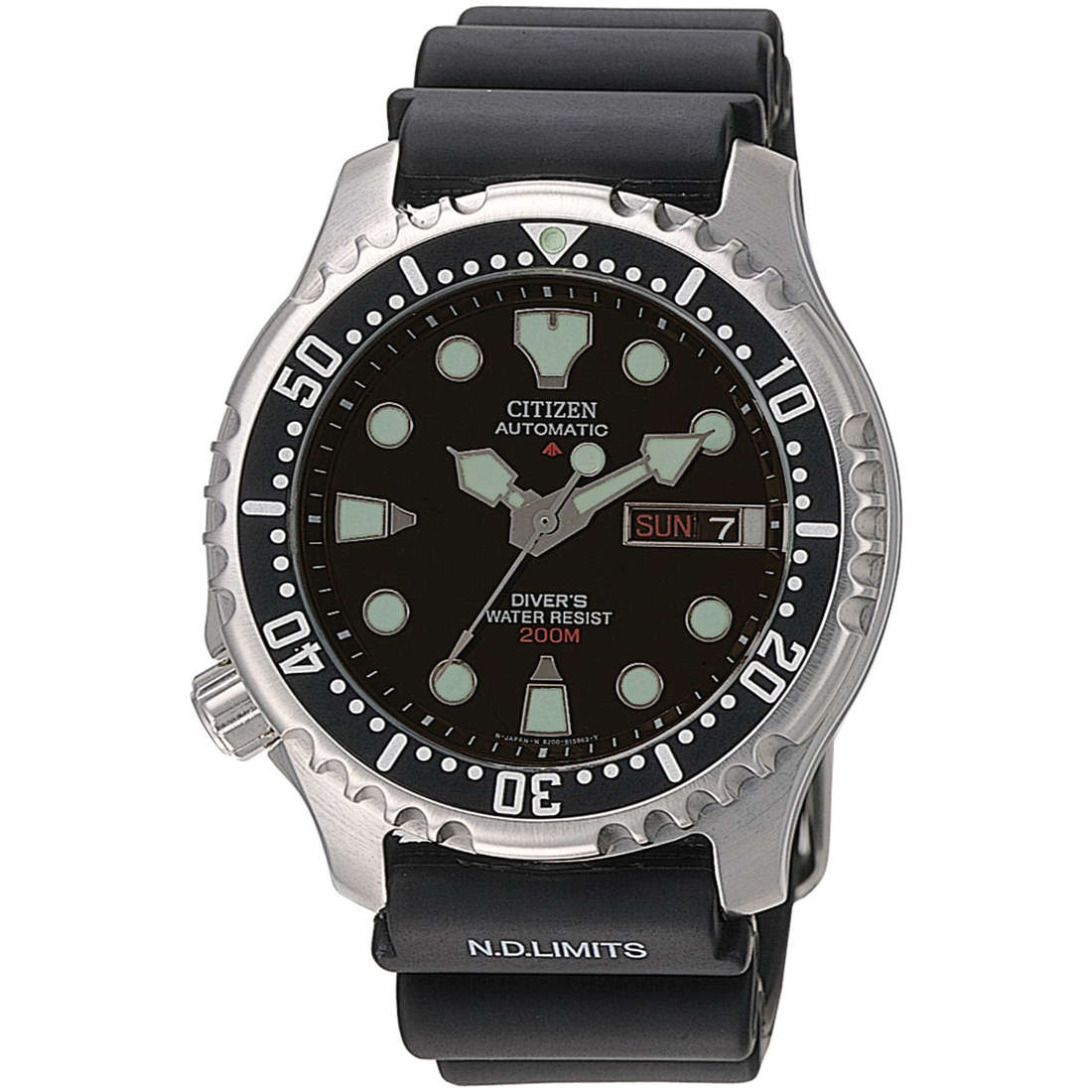 watch only time man Citizen Promaster NY0040-09E