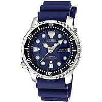 watch only time man Citizen Promaster NY0040-17L