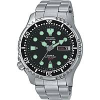 watch only time man Citizen Promaster NY0040-50E