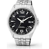 watch only time man Citizen Radio Controllati CB0010-88E