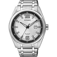 watch only time man Citizen Super Titanio AW1240-57B