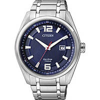 watch only time man Citizen Super Titanio AW1240-57M