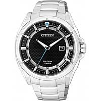 watch only time man Citizen Super Titanio AW1400-52E