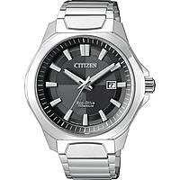 watch only time man Citizen Super Titanio AW1540-53E