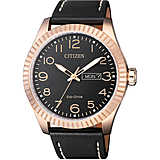 watch only time man Citizen Urban BM8533-13E