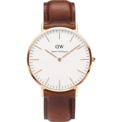 watch only time man Daniel Wellington Classic DW00100006