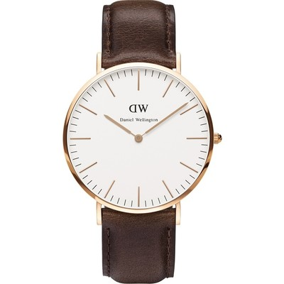 watch only time man Daniel Wellington Classic DW00100009