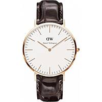 watch only time man Daniel Wellington Classic DW00100011