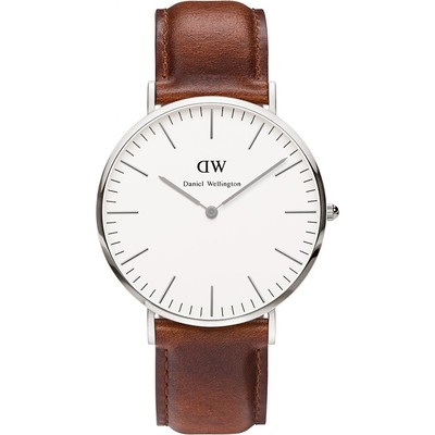watch only time man Daniel Wellington Classic DW00100021