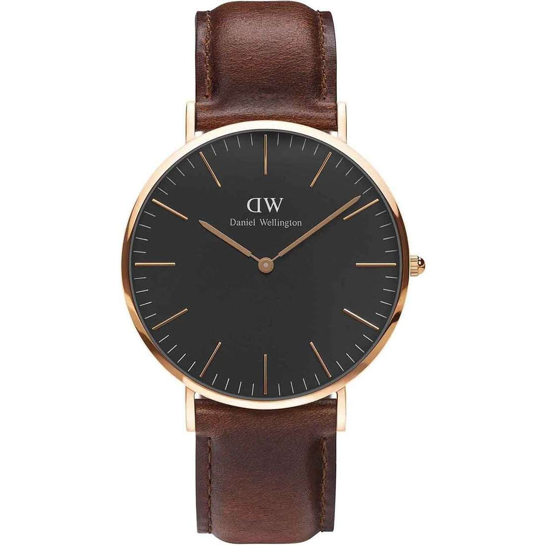 watch only time man Daniel Wellington Classic DW00100124