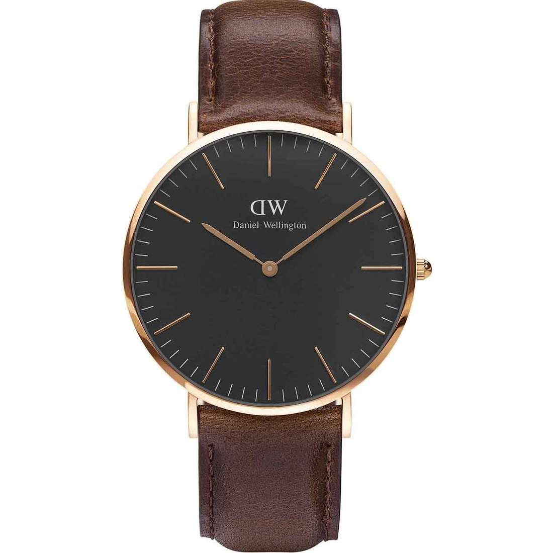 watch only time man Daniel Wellington Classic DW00100125