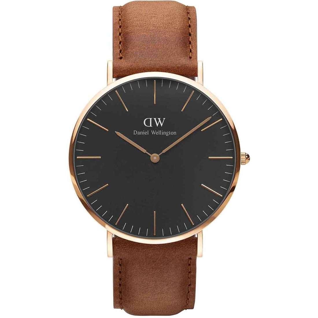 watch only time man Daniel Wellington Classic DW00100126