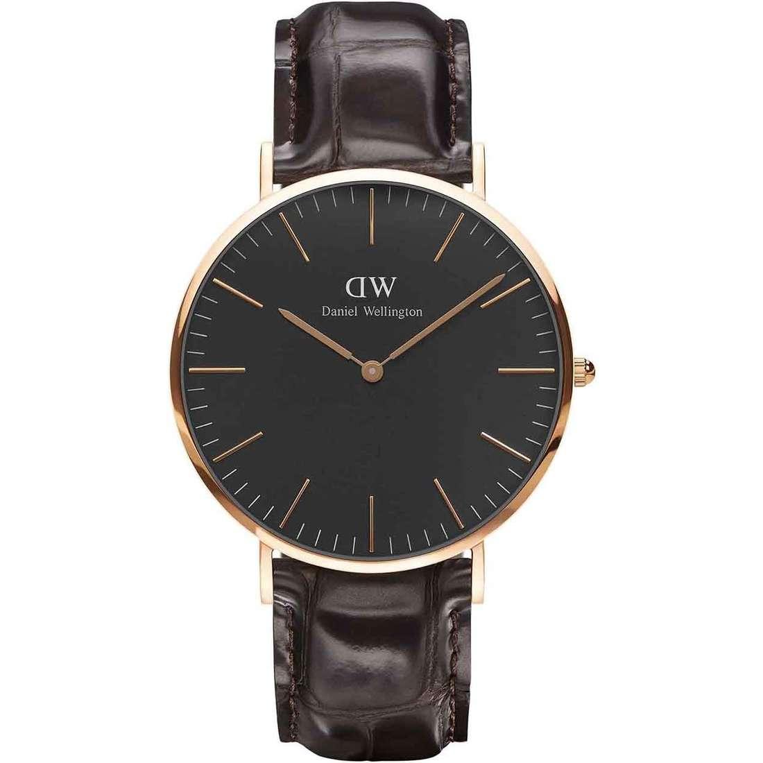 watch only time man Daniel Wellington Classic DW00100128