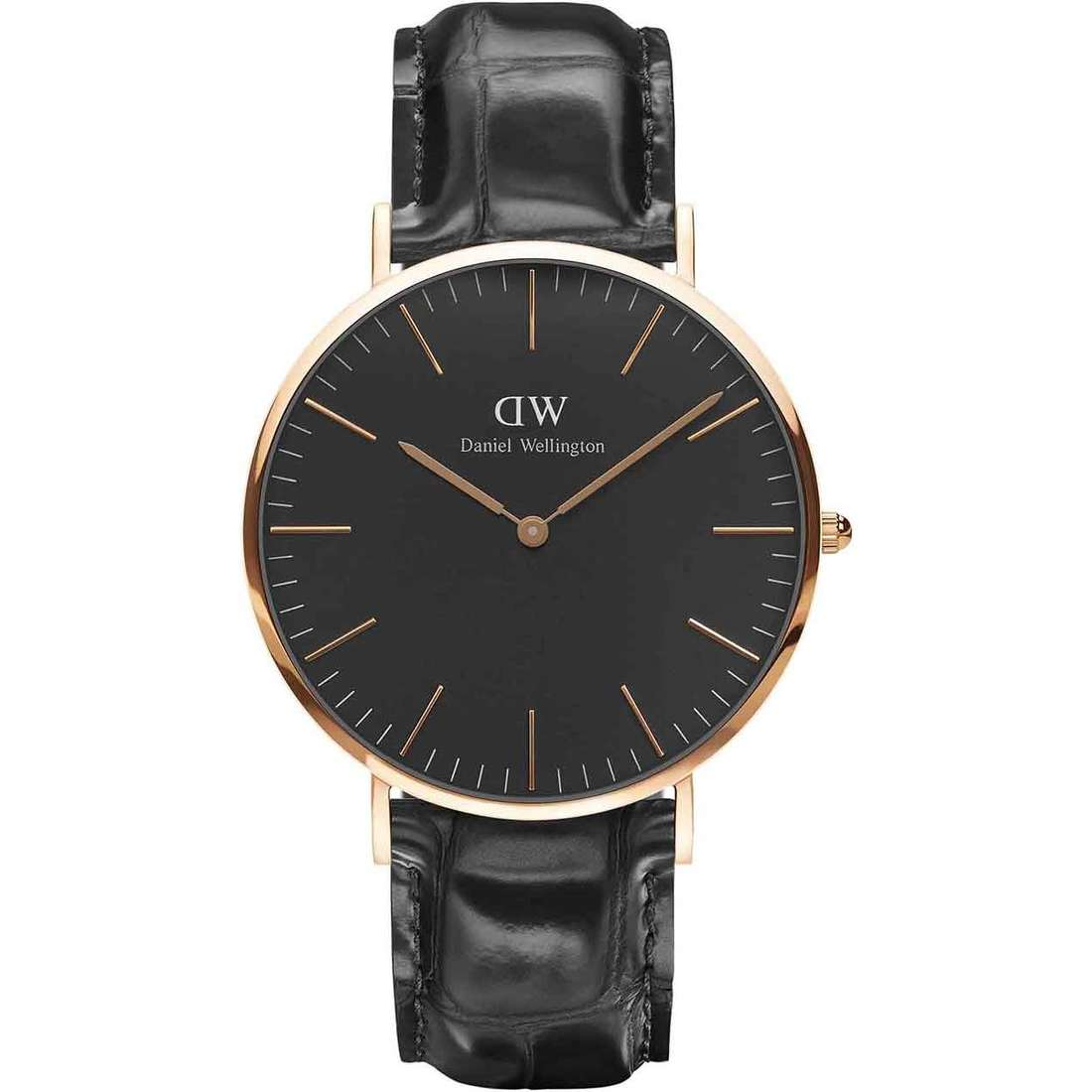 watch only time man Daniel Wellington Classic DW00100129