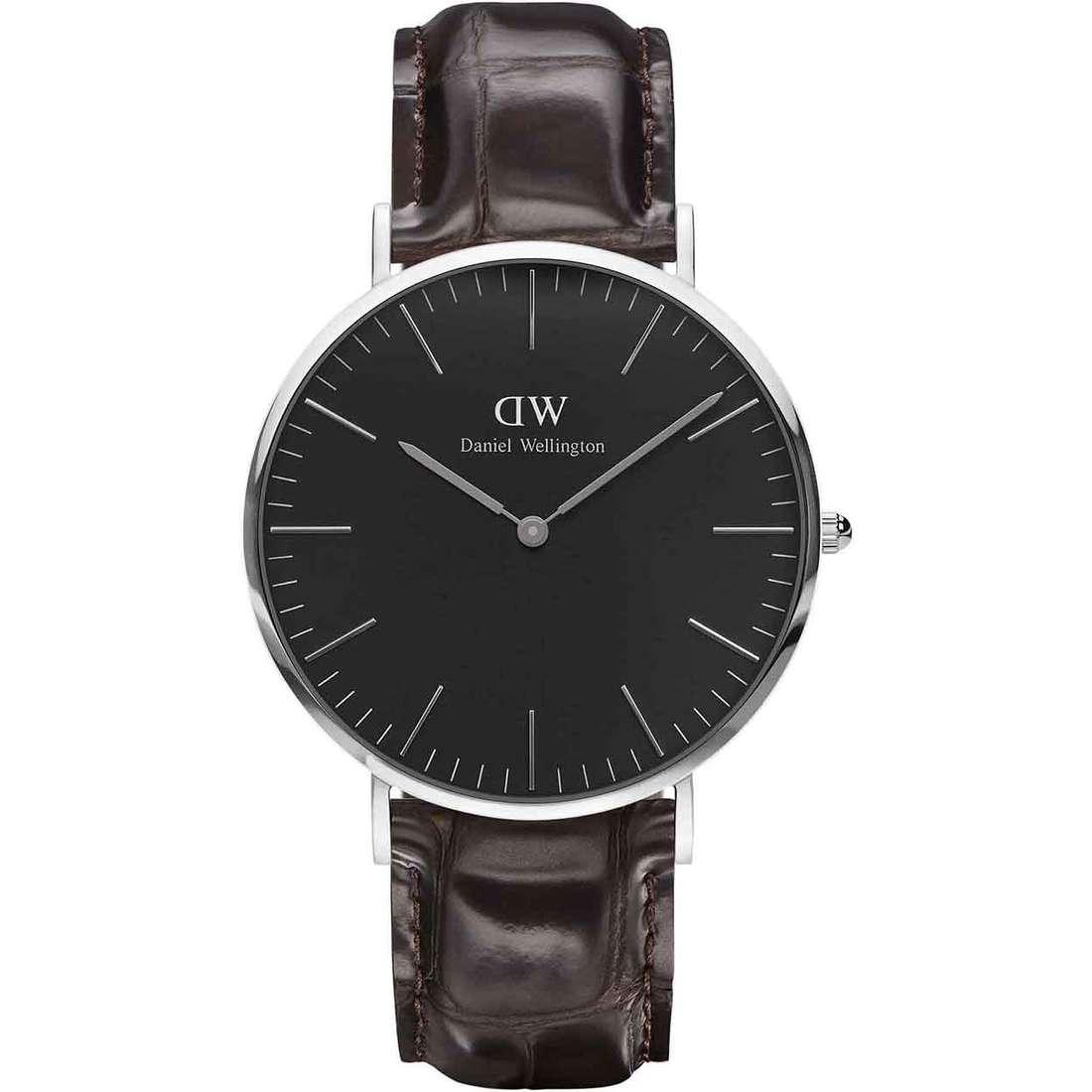 watch only time man Daniel Wellington Classic DW00100134