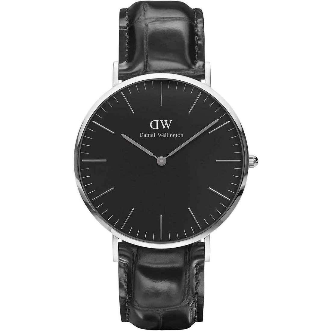 watch only time man Daniel Wellington Classic DW00100135