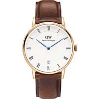 watch only time man Daniel Wellington Dapper St Mawes DW00100091