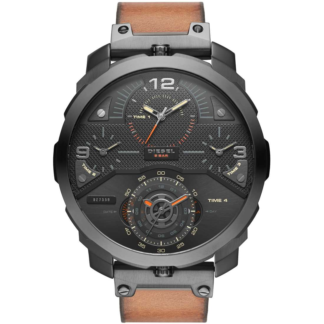 watch only time man Diesel Machinus DZ7359
