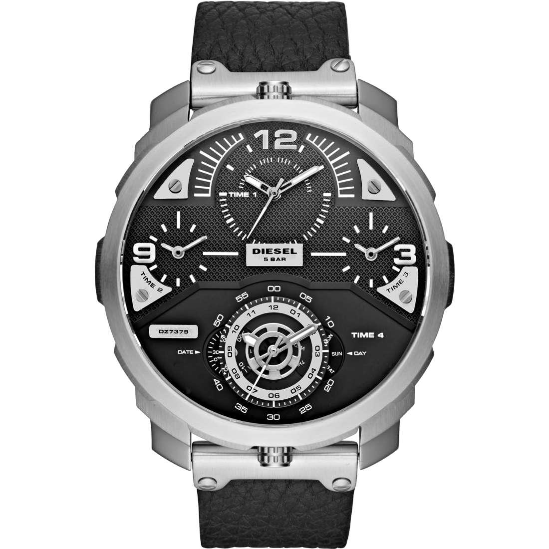 watch only time man Diesel Machinus DZ7379