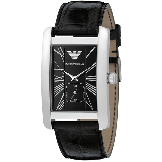watch only time man Emporio Armani AR0143