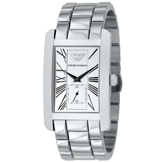 watch only time man Emporio Armani AR0145