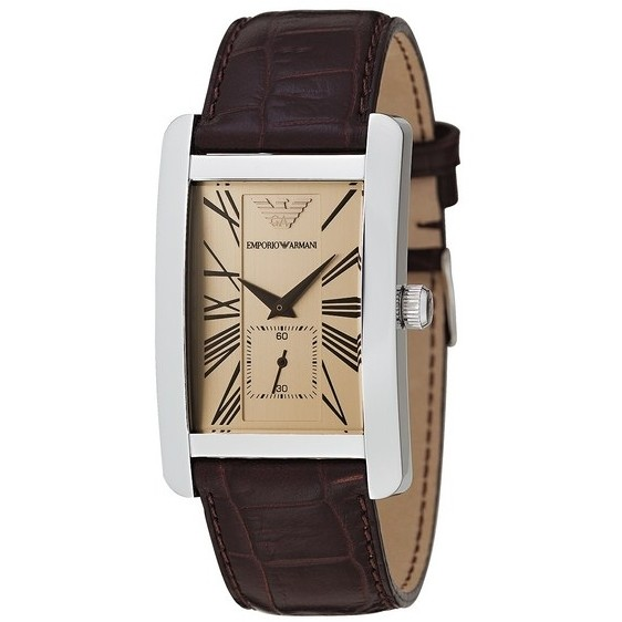 watch only time man Emporio Armani AR0154