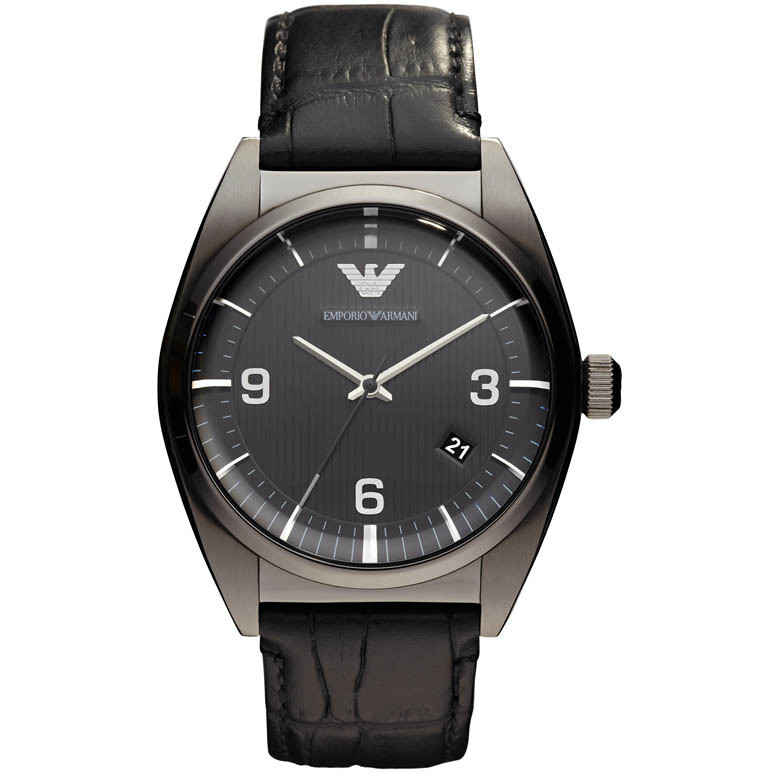 watch only time man Emporio Armani AR0368