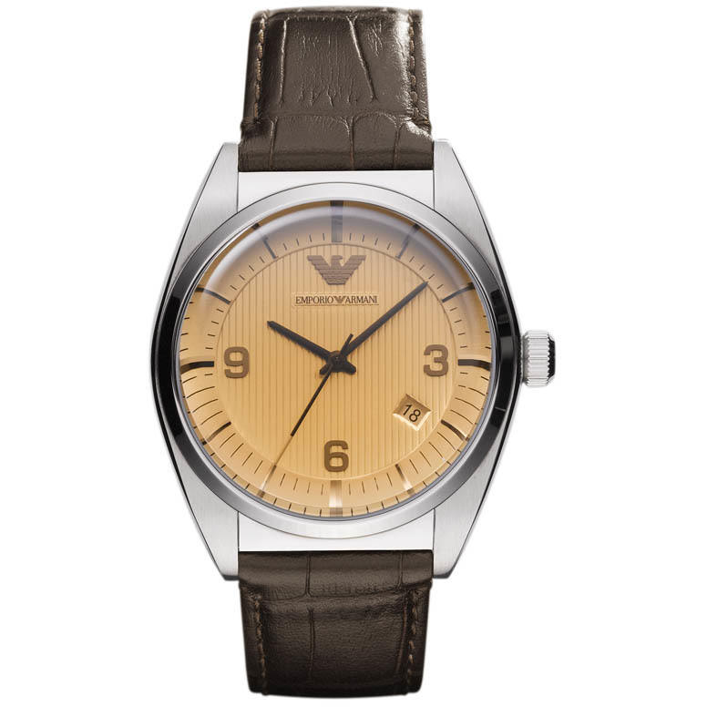 watch only time man Emporio Armani AR0394