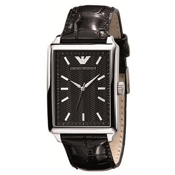 watch only time man Emporio Armani AR0405