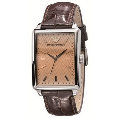 watch only time man Emporio Armani AR0407